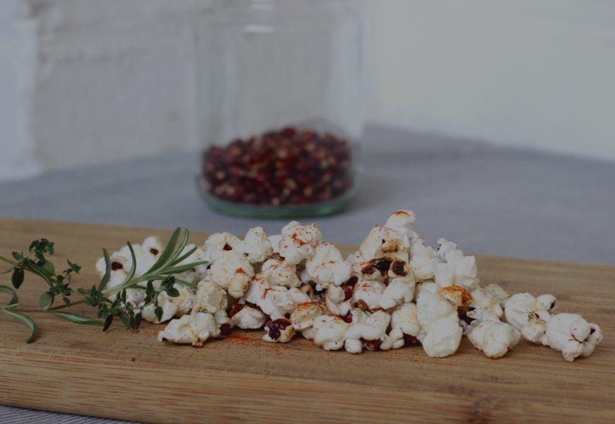 Die ultimativen Rezepte für selbstgemachtes Popcorn